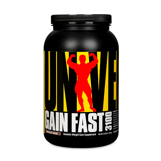 Universal Nutrition Gain Fast - 2,3kg
