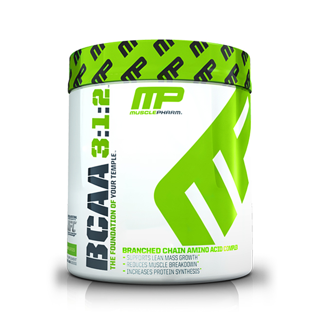 MusclePharm BCAA 3:1:2 - 180g