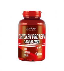 Activlab Chicken Protein Amino Caps - 120kaps.
