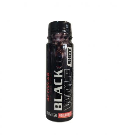 Activlab Black Wolf Shot - 80ml