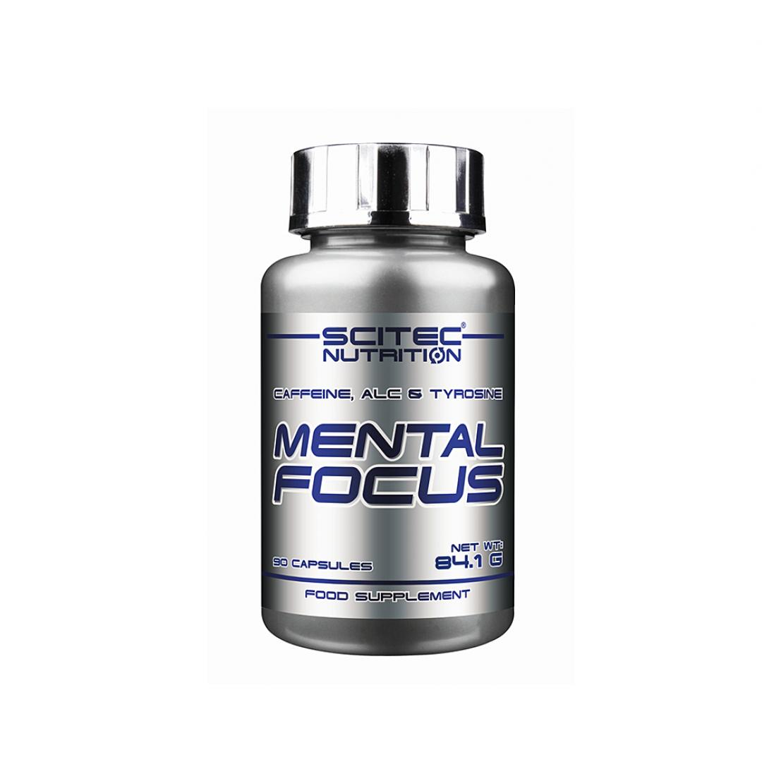 Scitec Mental Focus - 90kaps.