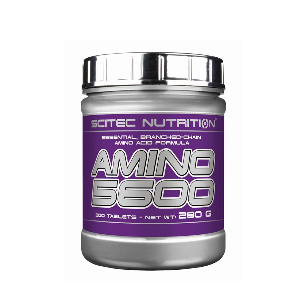 Scitec Amino 5600 - 200tabl.