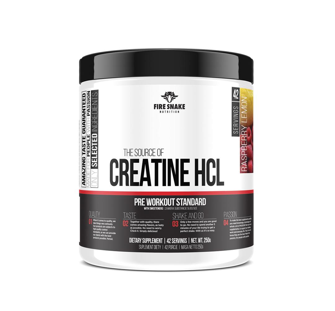 FireSnake Creatine HCL - 300g