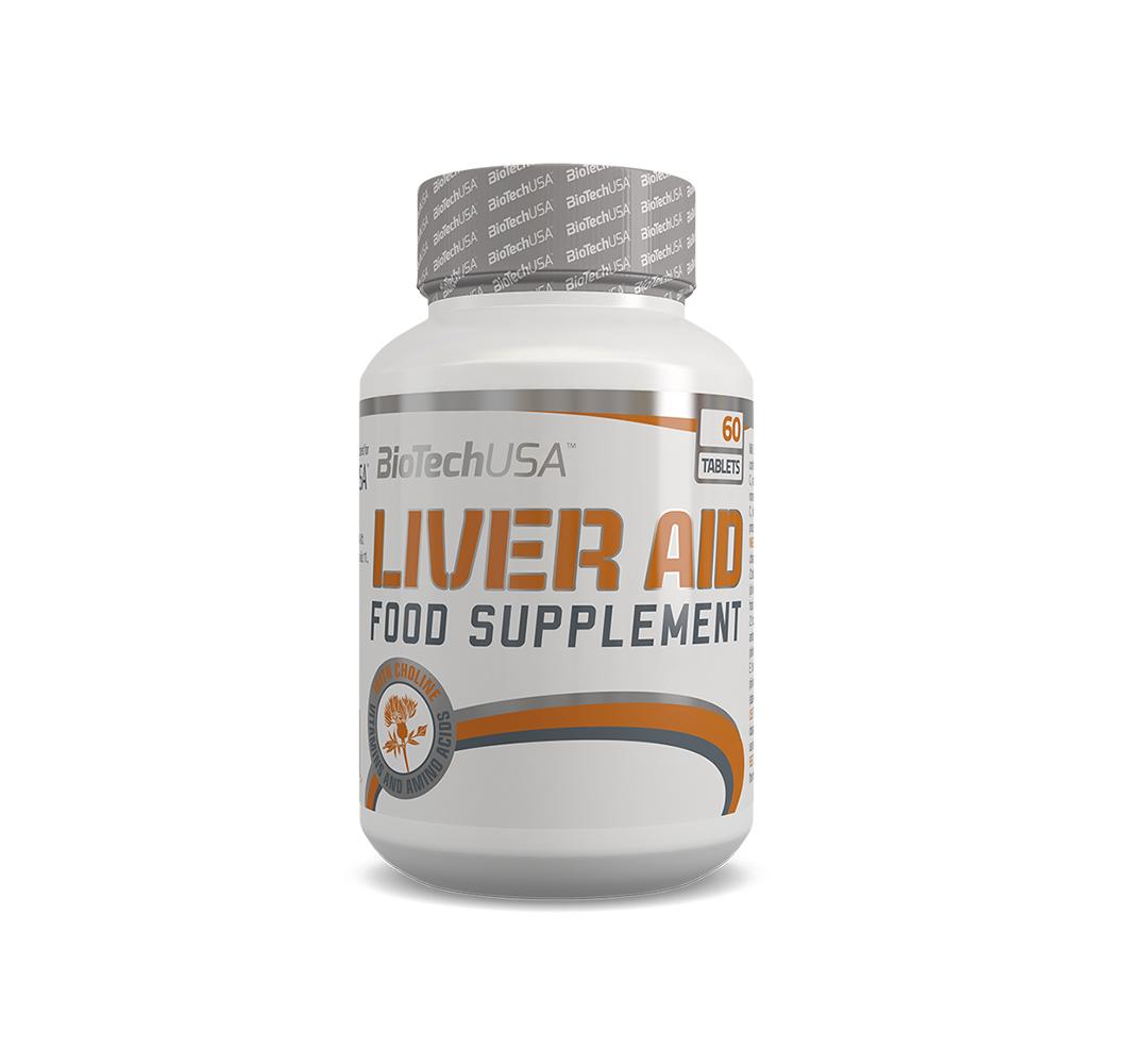 BioTech Liver Aid - 60tabl.