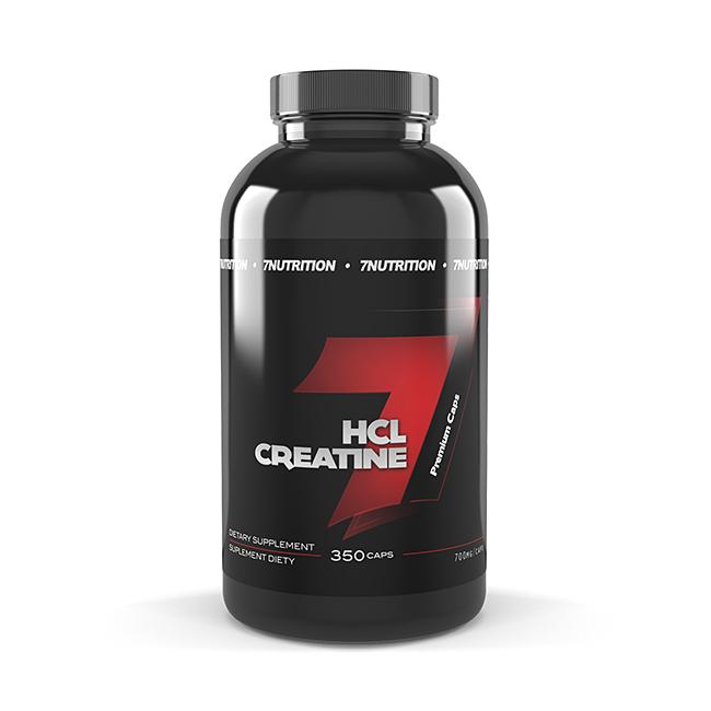 7nutrition HCL Creatine - 350kaps.