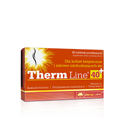 Olimp Therm Line 40+ - 60tabl.