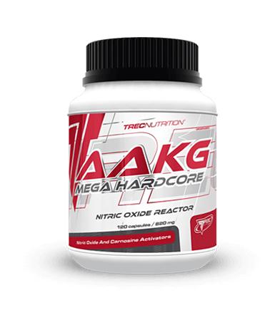 Trec AAKG Mega Hardcore - 120kaps.