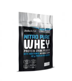 Biotech Nitro Pure Whey - 454g