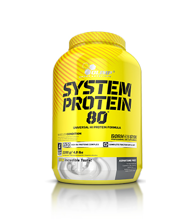 Olimp System Protein 80 - 2200g