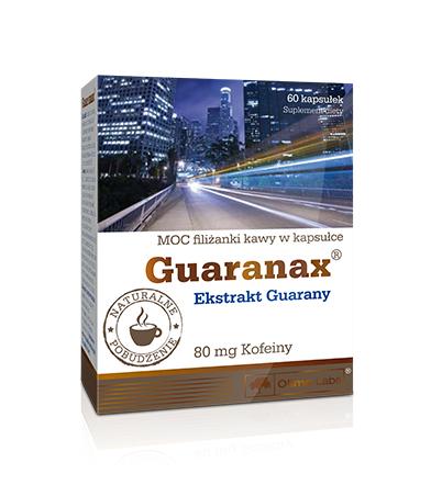 Olimp Guaranax - 60kaps.