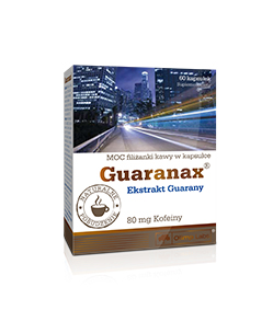 Olimp Guaranax - 60kaps.