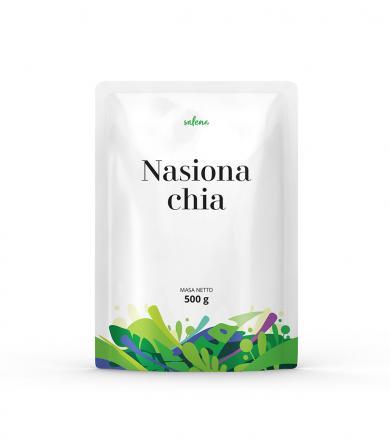 Nasiona Chia - 500 g
