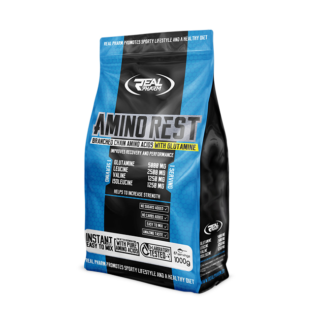 Real Pharm Amino Rest - 1000g