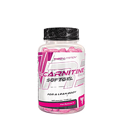 Trec L-Carnitine SoftGel - 60kaps.