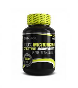 BioTech 100% Creatine Monohydrate - 100g