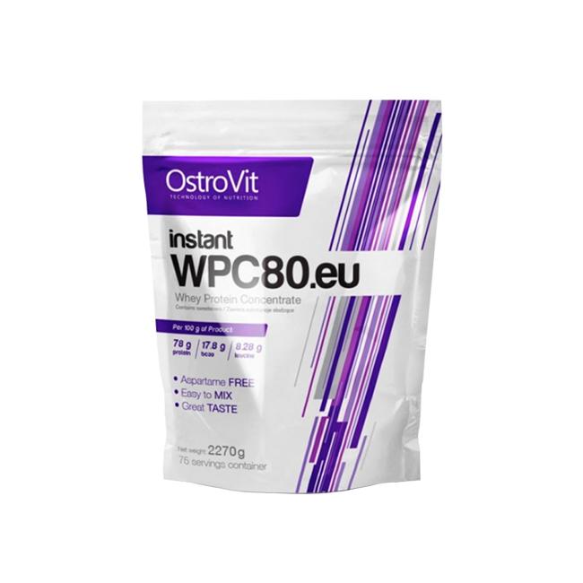 Ostrovit WPC80.eu INSTANT - 2270g