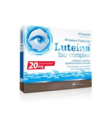 Olimp Luteina Bio-Complex - 30kaps.