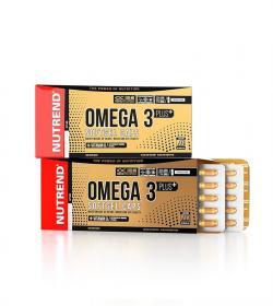 Nutrend Omega-3 Plus - 120kaps.