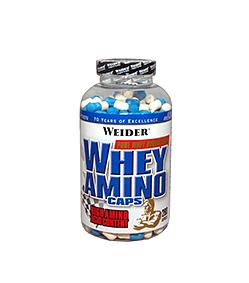 Weider Whey Amino Caps - 280kaps.