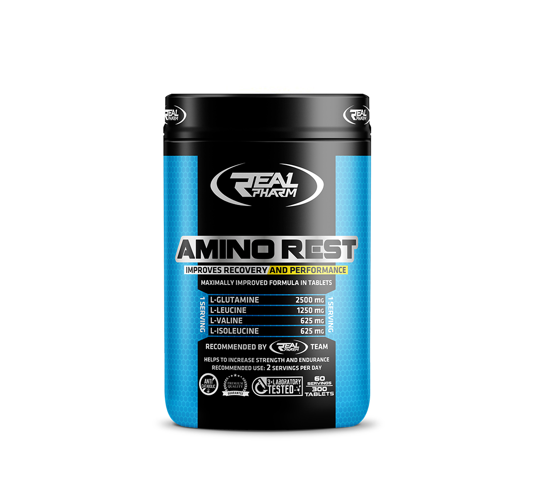 Real Pharm Amino Rest - 300tabl.