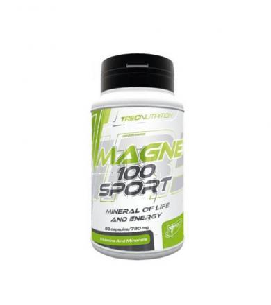 Trec Magne-100 Sport - 60kaps.