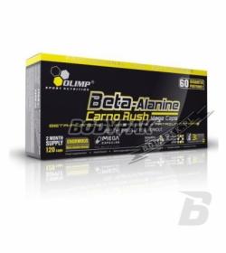 Olimp Beta-alanine Carno Rush - 120 kaps.