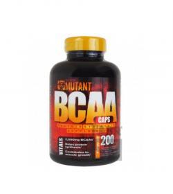 PVL Mutant BCAA - 200kaps.