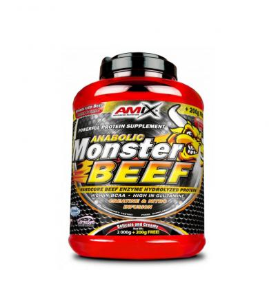 Amix Anabolic Monster BEEF 90% - 2,2kg