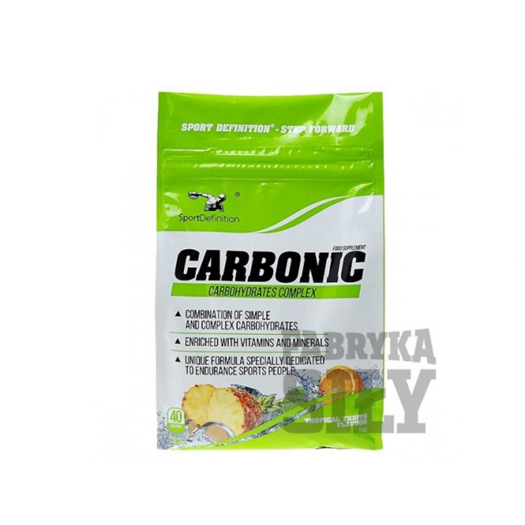 SportDefinition Carbonic - 1kg