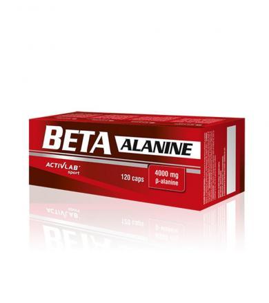 Activlab Beta Alanine - 120kaps.