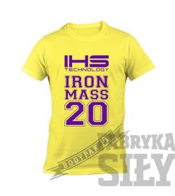 IHS T-Shirt Iron Mass 20