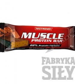 Nutrend Muscle Protein Bar - 55g