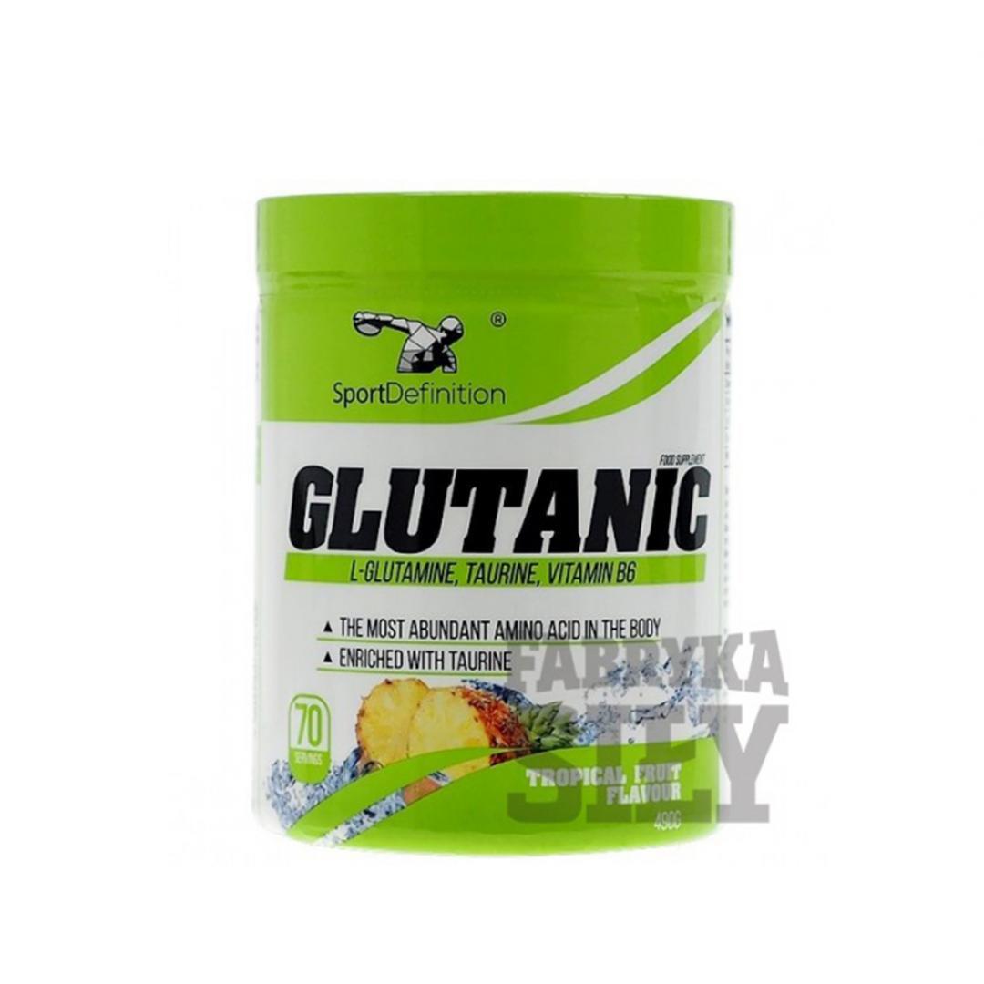 SportDefinition Glutanic - 490g