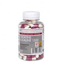 Megabol Creatine Alkaline - 120kaps.