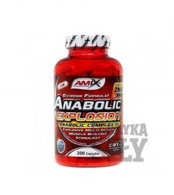 Amix Anabolic Explosion Complex - 200 kaps.