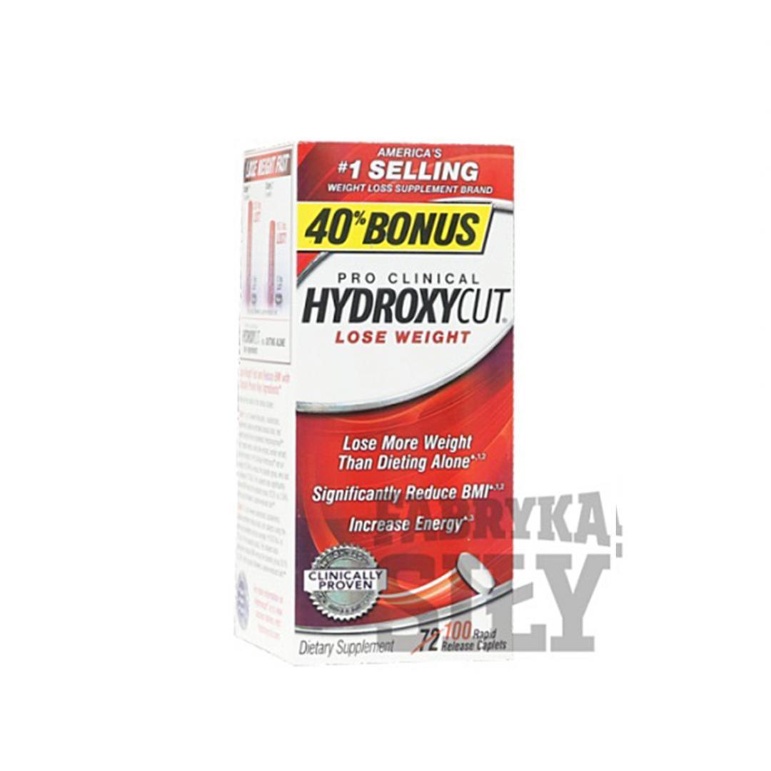 MuscleTech Hydroxycut Pro Clinical - 100 kaps.