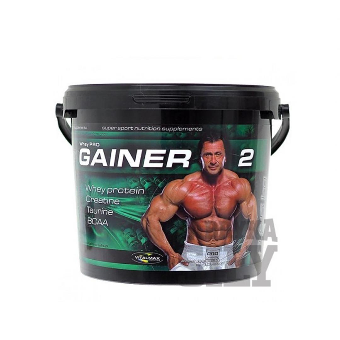 Vitalmax Whey PRO Gainer 2 - 2,25kg