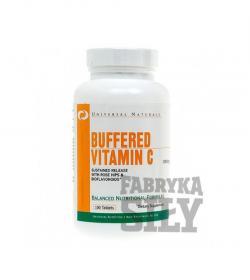 Universal BUFFERED Vitamin C 1000mg - 100 tabl.