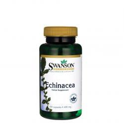 Swanson Echinacea 400mg - 100kaps.