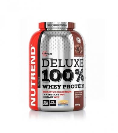 Nutrend Deluxe 100% Whey - 2250g