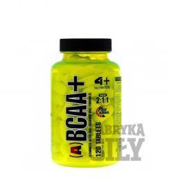 4+ Nutrition A(BCAA)+ - 120tabl.