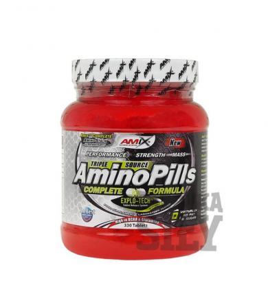 Amix Amino Pills - 330tabl.