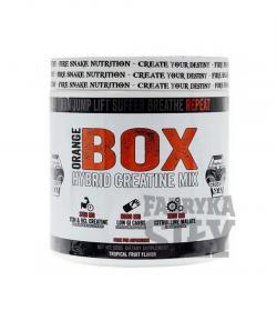 FireSnake Orange Box (Hybrid Creatine MIX) - 500 g