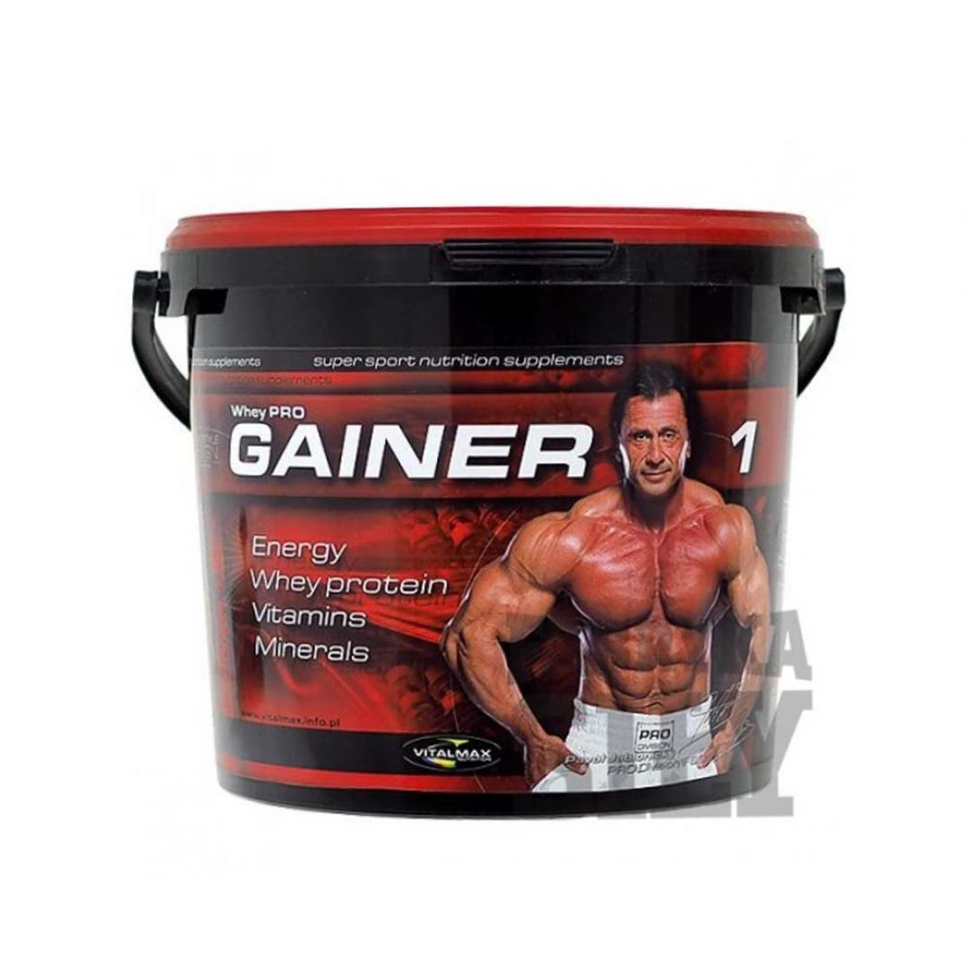 Vitalmax Whey PRO Gainer 1 - 2,25kg