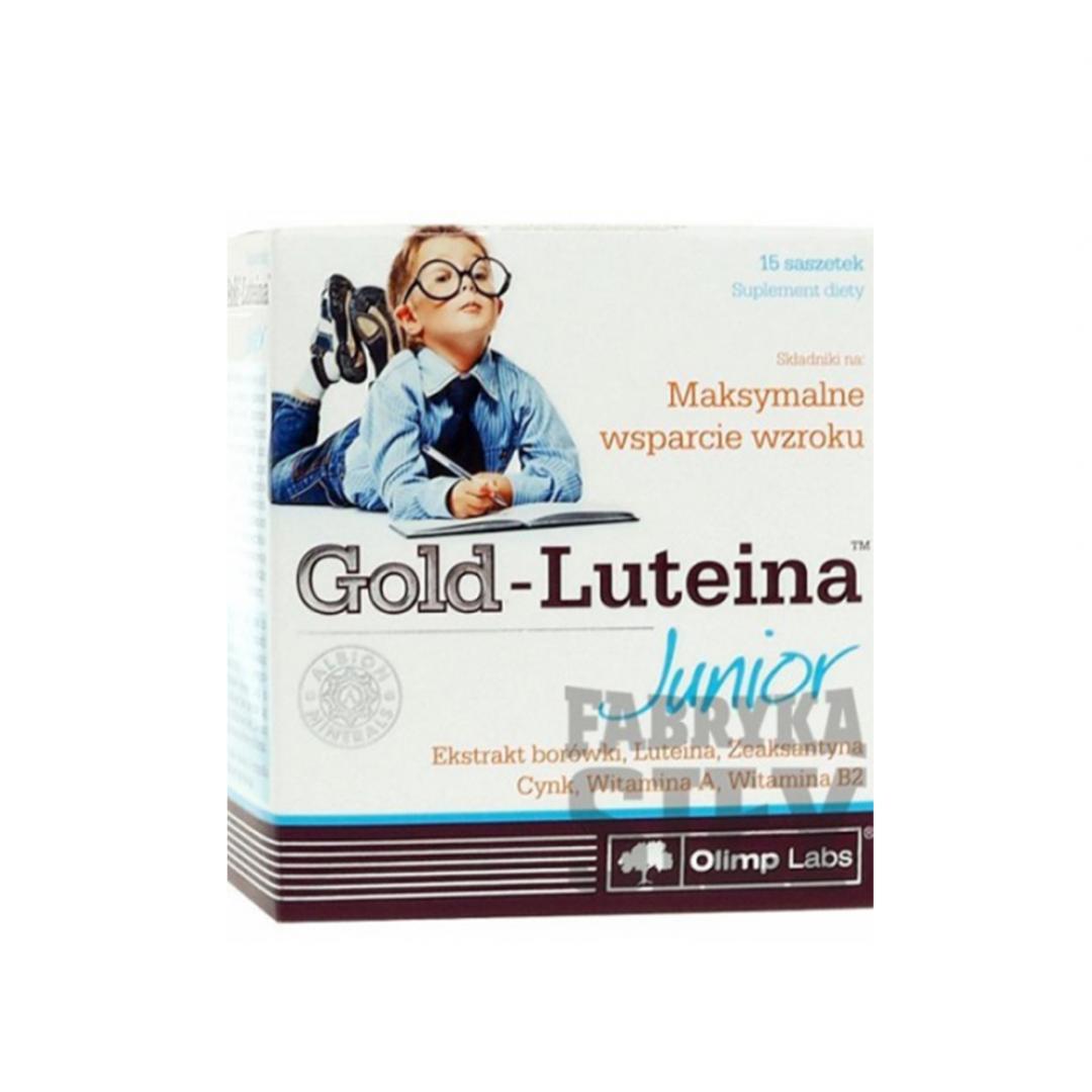 Olimp Gold-Luteina JUNIOR - 15 sasz.