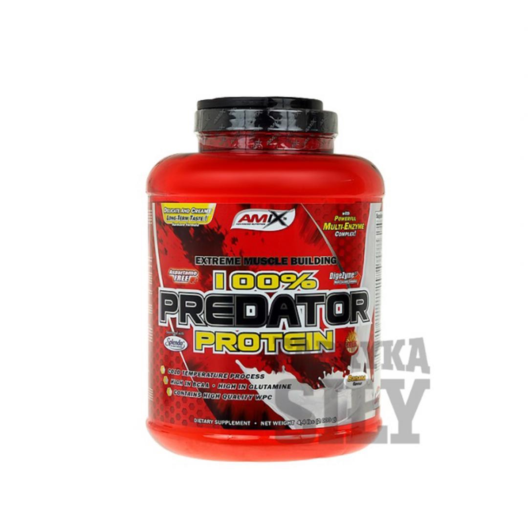 Amix Whey Pro PREDATOR - 2kg