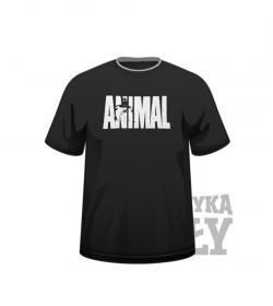 Universal Nutrition T-Shirt Animal Black