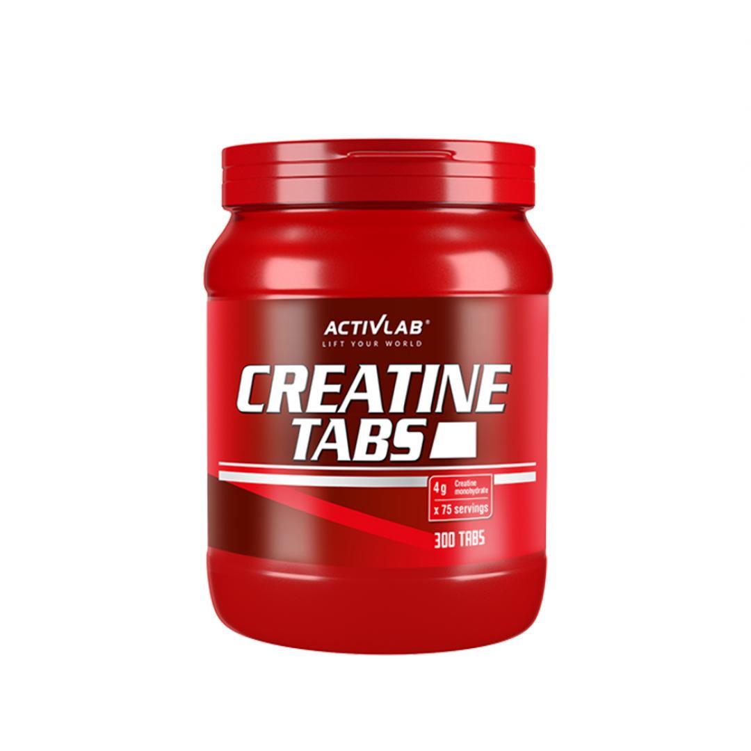 Activlab Creatine Tabs - 300tabl.