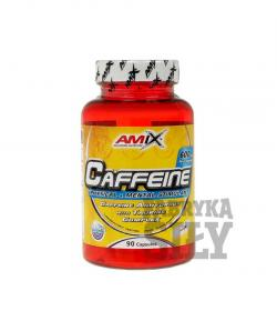 Amix Caffeine 200mg With Taurine - 90kaps.