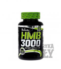 BioTech HMB 3000 - 100g